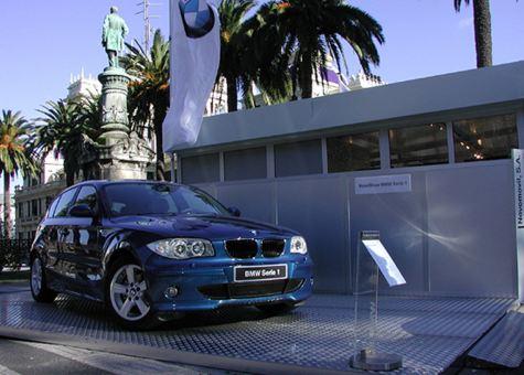 BMW RoadShow Serie 1